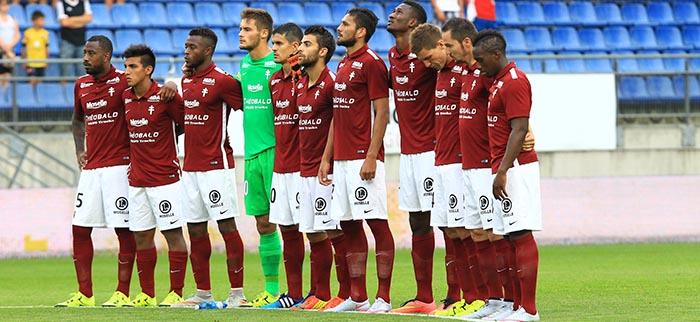 FC Metz - équipe Equipe pro 2015-2016