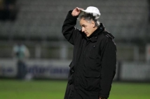 Sans titre  : Metz - Brest : Francis De Taddeo dubitatif