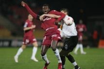 Ligue 2, 28ème journée  : Babacar Gueye accroché