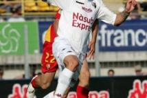 Ligue 1, 1ère journée  : Daniel Gygax en action