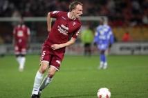 Ligue 2, 11ème journée  : Julien François balle au pied