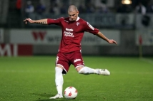 Ligue 2, 11ème journée  : Vincent Bessat centre