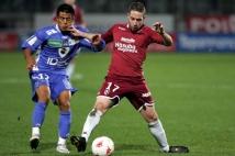 Ligue 2, 11ème journée  : Guillaume Rippert premier sur le ballon