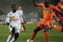 Coupe de la Ligue, 1/8ème de finale  : Luis Delgado aux prises avec Mamadou Niang