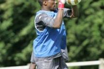 Séance d'entraînement  : Oumar Sissoko