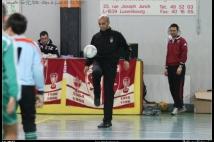 FC Metz Walygator Tour 2010 Etape de Lexy  : Youns DIANI qui jongle