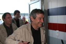 U19 : 1/2 finale Gambardella : Sedan - Metz : 1-3  : Jean-Paul Scheid, Président de l\'Assocation FC Metz