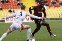 Metz - Laval, Ligue 2, 20ème journée  : Cheikh Gueye