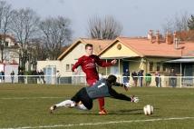 Championnat U19 Nationaux : Metz / Racing Levallois 92  : BUT de Thibaut VION