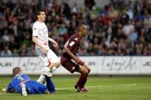 Metz - Nîmes, 37ème journée de Ligue 2  : Mahamane Traore