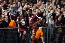 Metz - Nîmes, 37ème journée de Ligue 2  : Cheikh Gueye et Diafra Sakho