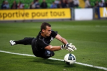 Metz - Laval, 6e journée de Ligue 2  : Joris Delle