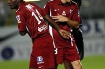 Metz - Nantes, 8e journée de Ligue 2  : Oumar Pouye remplace Kévin Diaz, blessé, au pied levé.