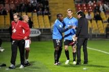 Metz - Istres, 9e journée de Ligue 2  : Joris Delle, blessé, cède sa place au jeune gardien Anthony MFa
