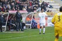 Coupe de France, 7° tour  : Hamadi Ayari vivait sa première titularisation en équipe professionnelle cette saison