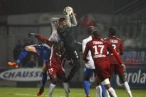 FC Metz - Amiens SC, 15e journée de Ligue 2  : Oumar Sissoko n\'a toujours pas encaissé le moindre but durant les trois derniers matches de Ligue 2.