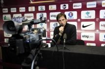 Metz - Bastia, 19e journée de Ligue 2  : L\'entraîneur messin, Dominique Bijotat, exprime ses réactions devant les journalistes en conférence de presse.