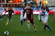 Metz - Bastia, 19e journée de Ligue 2  : Le norvégien, Alexander Ødegaard, déterminé à enmener son équipe vers la victoire. Malheureusement cela n\'a pas suffit face à Bastia.