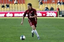 Metz - Bastia, 19e journée de Ligue 2  : Le meneur de jeu messin de la rencontre, Alexander Ødegaard