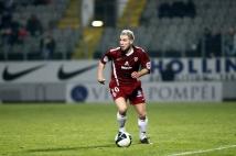 Metz - Sedan, 21e journée de Ligue 2  : Pierre Bouby a été titularisé sur le côté gauche du milieu de terrain.