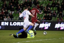 Metz - Troyes  : On ne voit pas si souvent Kalidou Koulibaly à l\'attaque!