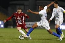 Metz - Troyes  : Thierry Steimetz a encore une fois fait parler sa technique.