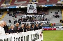 Metz-Tours, 38° journée de Ligue 2  : Les anciens du FC Metz et la Horda Frenetiks rendent hommage à Jules Bocandé