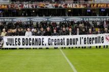Metz-Tours, 38° journée de Ligue 2  : Les anciens joueurs du FC Metz rendent un dernier hommage à Jules Bocandé