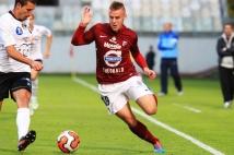 Metz - Bastia, 33° journée  : Thibaut Vion, titulaire pour la première fois sur la pelouse messine