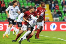 Metz - Bastia, 33° journée  : Guido Milan et Diafra Sakho