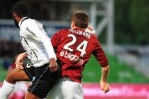 Metz - Bastia, 33° journée  : Gaetan Bussmann