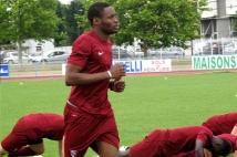 Reprise de l'entraînement   : Diafra Sakho