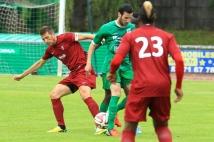 Amnéville-Metz, match amical   : Romain Rocchi à l\'oeuvre