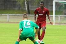 Amnéville-Metz, match amical   : Ali Bamba