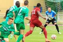 Amnéville-Metz, match amical   : Diafra Sakho à l\'attaque