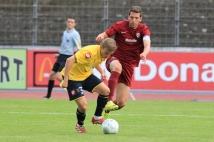 Sochaux - Metz, match amical  : Romain Rocchi
