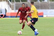 Sochaux - Metz, match amical  : Juan Manuel Falcon