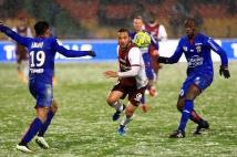 Metz - Nice, 23ème journée de Ligue 1  : Juan Manuel Falcon