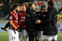ASNLFCM : Les photos du derby