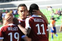 Amical : Metz - Dijon, les photos du match