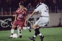 Ligue 1, 15ème journée  : Christophe Bastien balle au pied