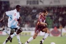Ligue 1, 6ème journée  : Gérald Baticle sous la pluie